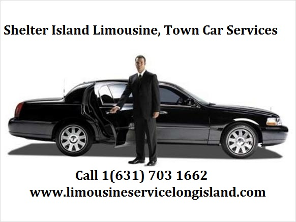 Shelter island Limosuine and Town car