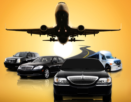 water airport car service