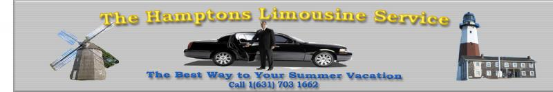 the hampton limousine