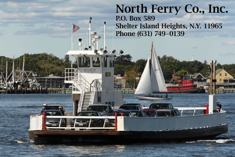 Directions To Shelter Island Ferry